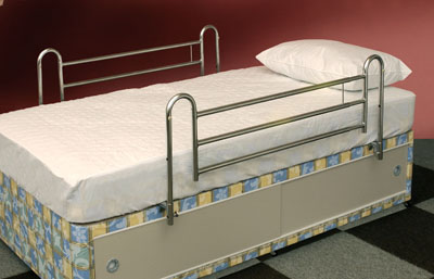 Warning: Possible Defective Bed Rails at Nursing Homes