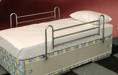 Warning: Possible Defective Bed Rails at Nursing Homes