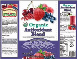 Hepatitis Warning Leads to Frozen Berries Recall