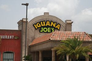 Recent Case of Food Poisoning from Iguana Joe's