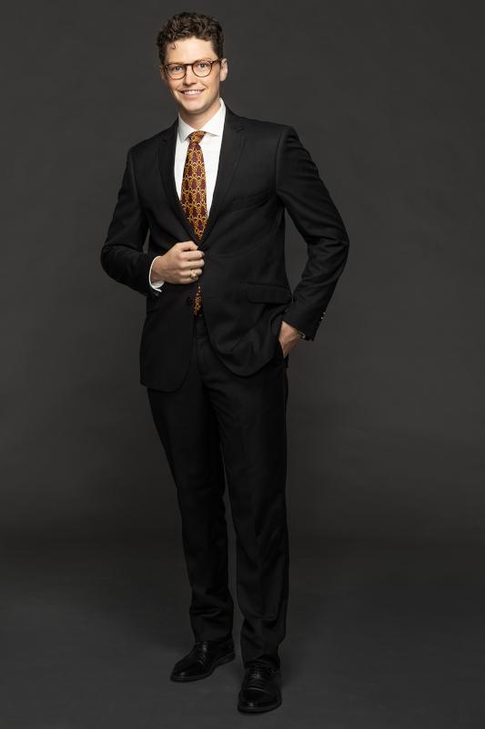James Roberts, Legal Assistant