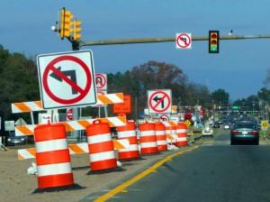 Dallas Work Zone Accidents