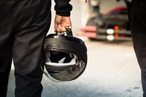 No helmet during my motorcycle accident. Is my case weakened?