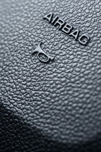 airbag logo on steering wheel