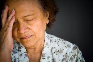 Elderly Woman Robbed