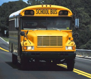 School Bus Accident Causes Injuries
