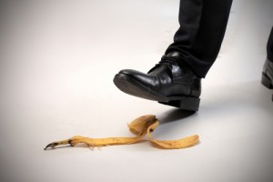 4 Common Causes of Slip and Fall Accidents