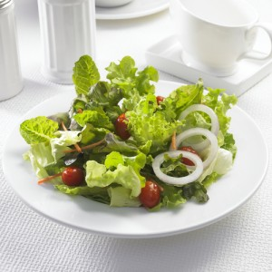 Food Poisoning Outbreak from Salad Mix