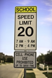 How to Avoid School Zone Accidents