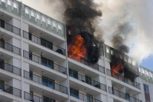 What Starts Apartment Fires?